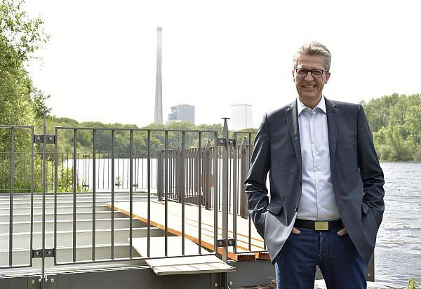 Bernd Schäfer Plattform Beversee