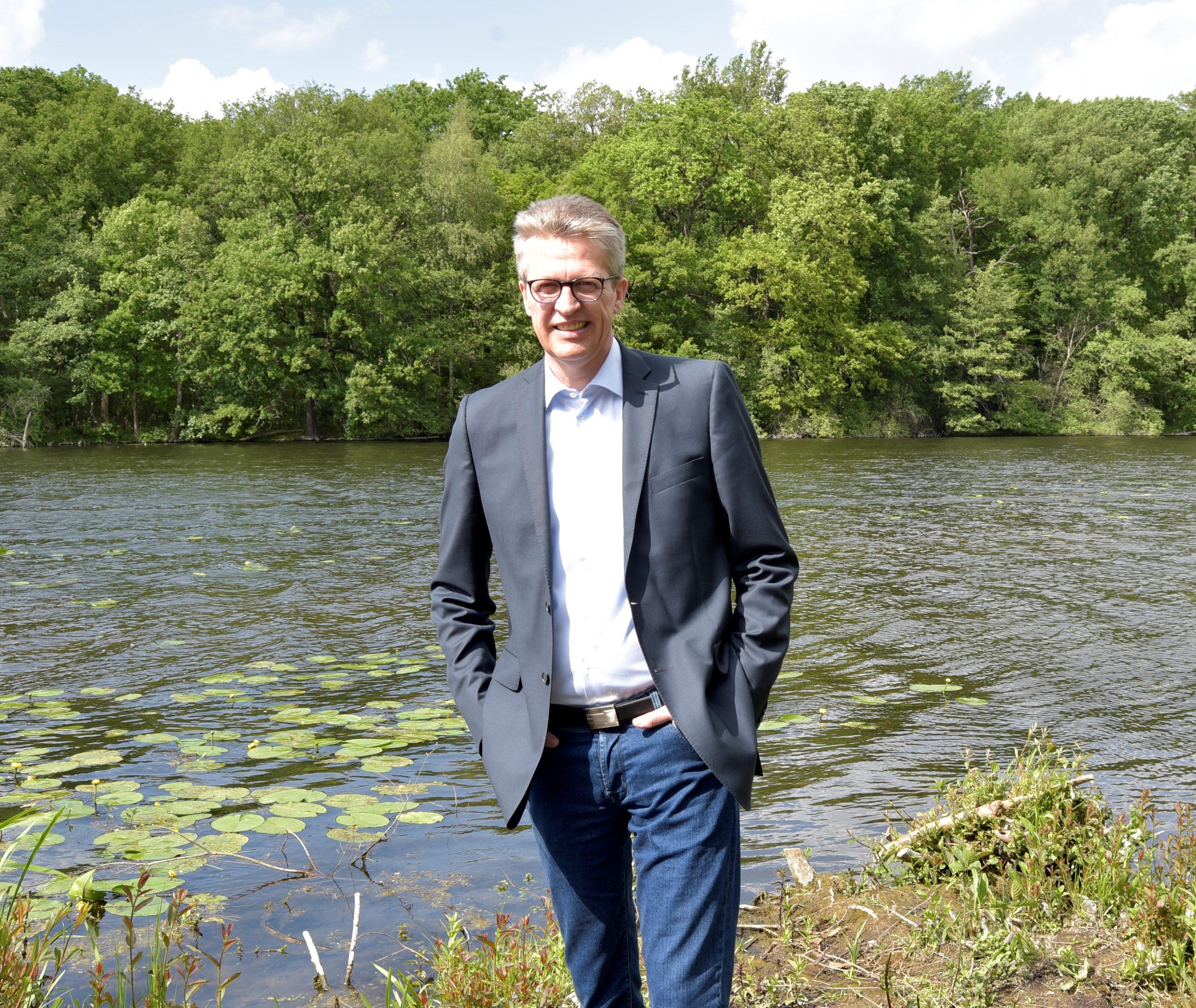 Bernd Schäfer Naturschutzgebiet Beversee
